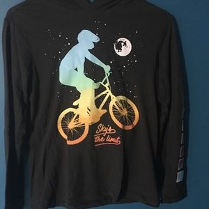 2 for 8$💚Boys hooded shirt